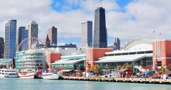 Chicago Hotell Semester