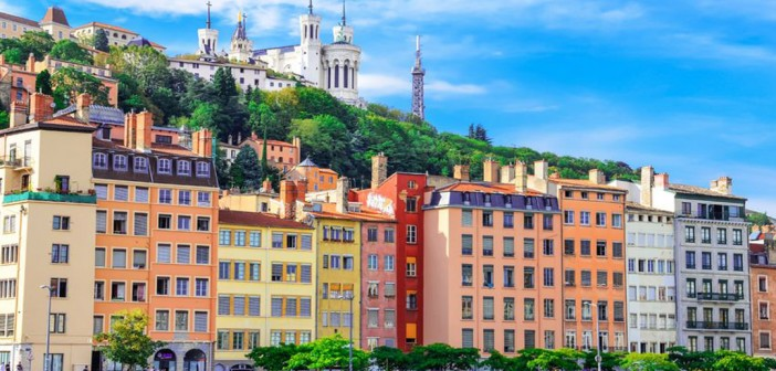 Lyon Hotell Semester