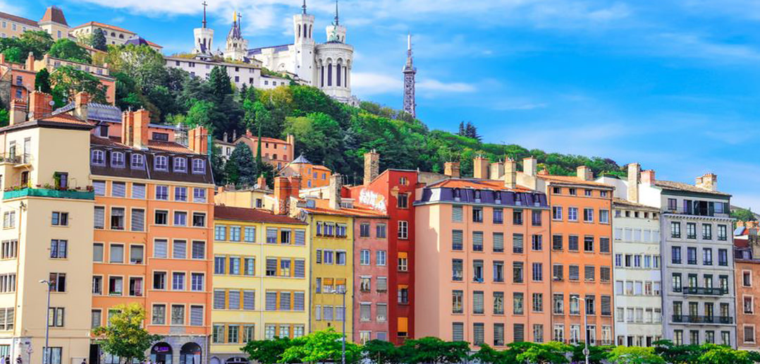 frankrikes näst största stad