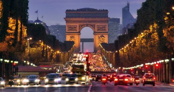 Paris Hotell Semester